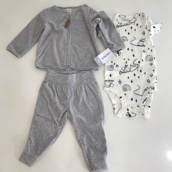 Carter S Other Carters Baby Clothing Set 3 Pieces Size 6 M Poshmark